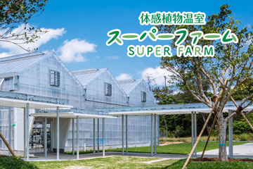 なごアグリパーク - 体感植物温室 スーパーファーム